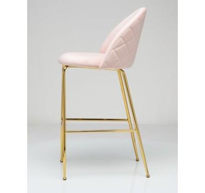 Барный стул Brooke pink