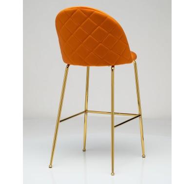 Барный стул Brooke terrakot