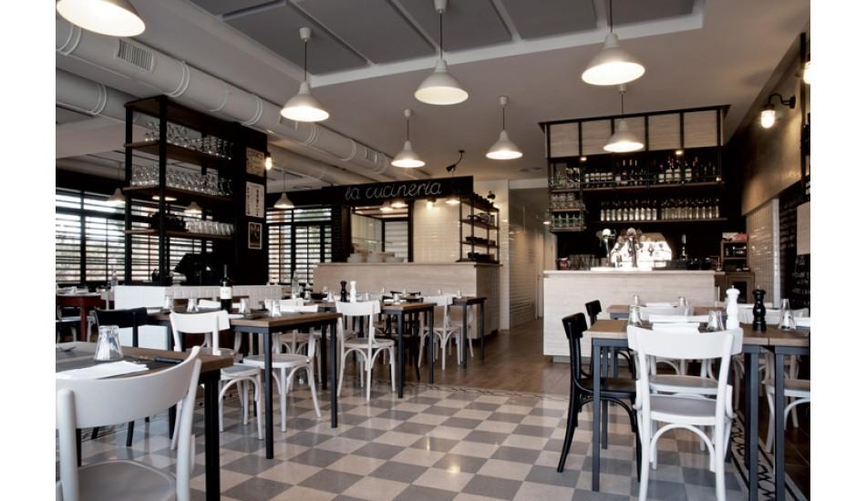 Кафе и ресторан в итальянском стиле