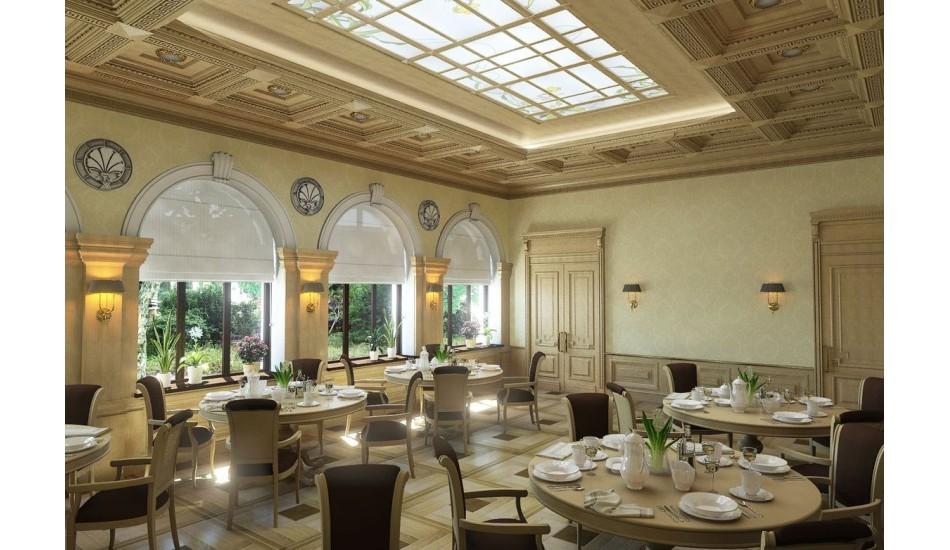 Мебель для кафе и ресторана в классическом стиле