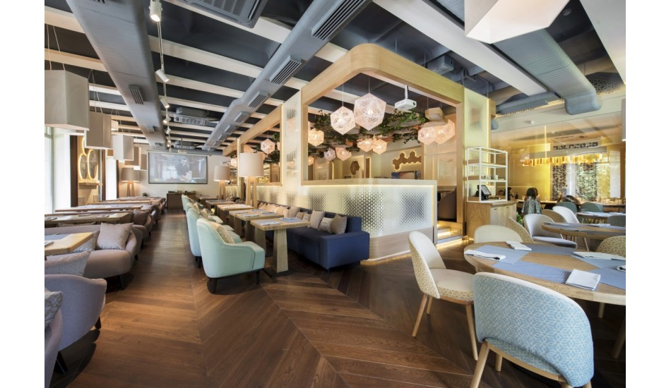 Мебель в ресторан в современном стиле