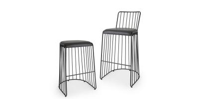Барные стулья в стиле Loft
