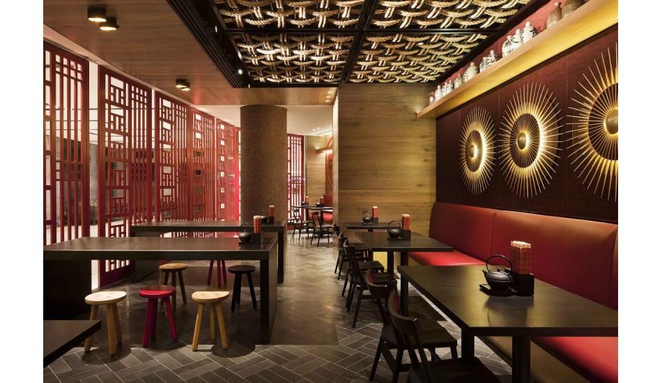 Мебель для японского ресторана и суши-бара