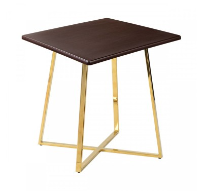 Стол обеденный Haku Wenge Gold